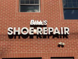 Storefront Channel Letter Sign