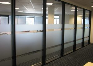 Window Privacy Film Frosted Vinyl