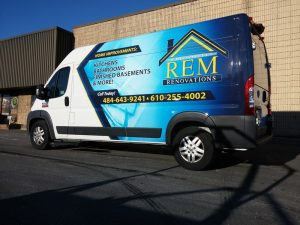 REM Custom Vehicle Wraps